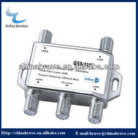 Waterproof DiSEqC Switch (Satellite DiSEqC Switch, 4x1 DiSEqC Switch)