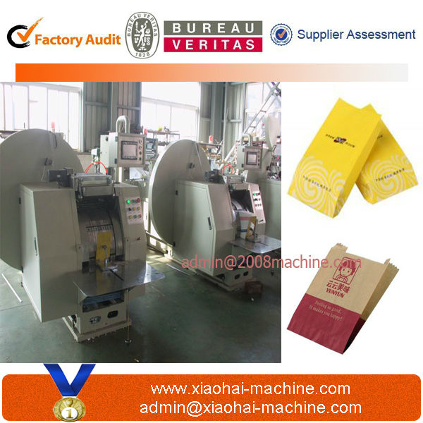 Reasonable Cost Of Paper Bag Making Machine