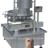 High Speed Automatic Canning Machine Tin