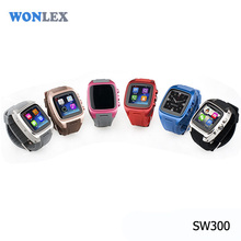 2015 Waterproof Smart Watch Phone 3G New Android 4.4 Smart watch 3G+WIFI+GPS+SIM pass CE ROHS Mobile Phone Watch