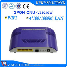 Active optical network fiber GPON onu device with competitive price,manufacturer for GPON Series
