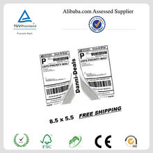 2014 High quality address postage labels with cheap price