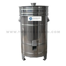 TT-F143 20L Bowl Stainless Steel Vegetable Spin Dryer Dewatering Machine