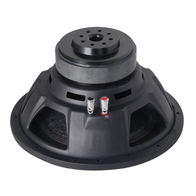 15 inch high quality high spl subwoofer car kicker subwoofer speaker