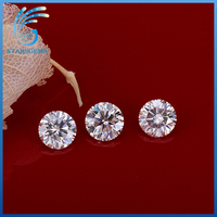 Vvs Clear White Round Diamond Cut