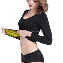 Good quality neoprene vest trimmer shirts sauna waist trainer for woman