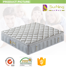 Chinese pocket spring queen size foam bed mattress price box spring