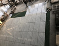 Italy Cararra white marble tile
