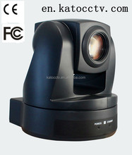 360 pan 120 tilt 18x optical zoom 550TVL support RS232 SD conference camera(KT-D848)