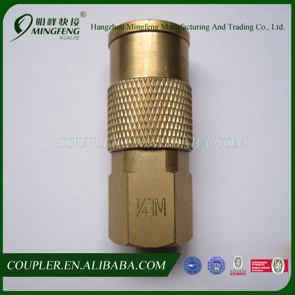 Best Selling Professional High Quality Brass Quick Release Shaft Coupling
