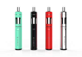 2017 KIMREE 2ml Revolution Model both with liquid and dry tobacco heating electronic mod cigarette