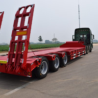 Low Price Excavator Truck Trailer 3