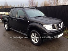 2006 NISSAN NAVARA Double Cab Pick Up Outlaw 2.5dCi 4WD 21378SL