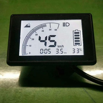 48V - 72V Electric Motorcycle / Scooter Speedometer / LCD Display for Universal