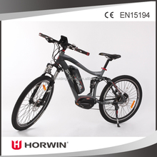 Electric Bicycle DAV Electric Mountain Bike from HORWIN electric bike motor mid drive