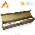 color box high quality food baking aluminum foil wrapping roll