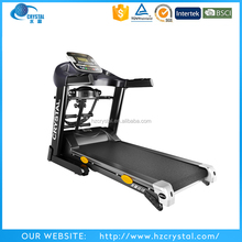 SJ-8050 New design home fitness running machine power fit treadmill with auto incline