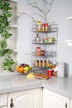 stainless steel commercial kitchen shelf