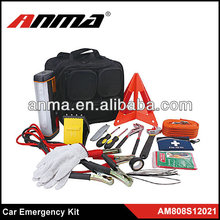 air compressor emergency kit /flashlight semergency kit/auto emergency repair tool set