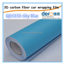Dero popular color 3d carbon