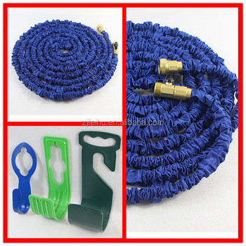 bulk buy from china extensible garden hose ,brass fitting expandable garden hose,self-retracting garden hose reel in new 2016