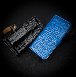 Crocodile Pattern PU leather Stand Cover Case Folio Wallet Case for iPhone 6 6s