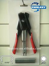 Hog Ring Plier, Manual, Autofeed