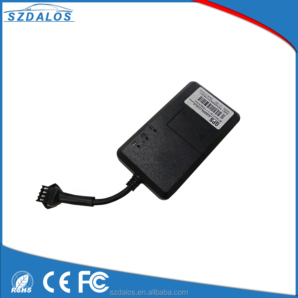 High Quality GSM/GPRS/GPS Tracker TK06A Car Motorcycle gps tracking kit