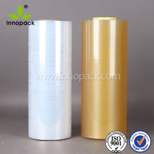 PE and PVC stretch food wrap film for home and supermarket packing
