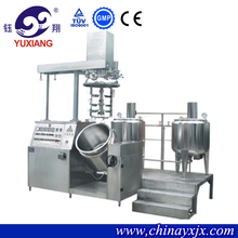 300L YX High viscous product emulsifying making machine for shoe polish