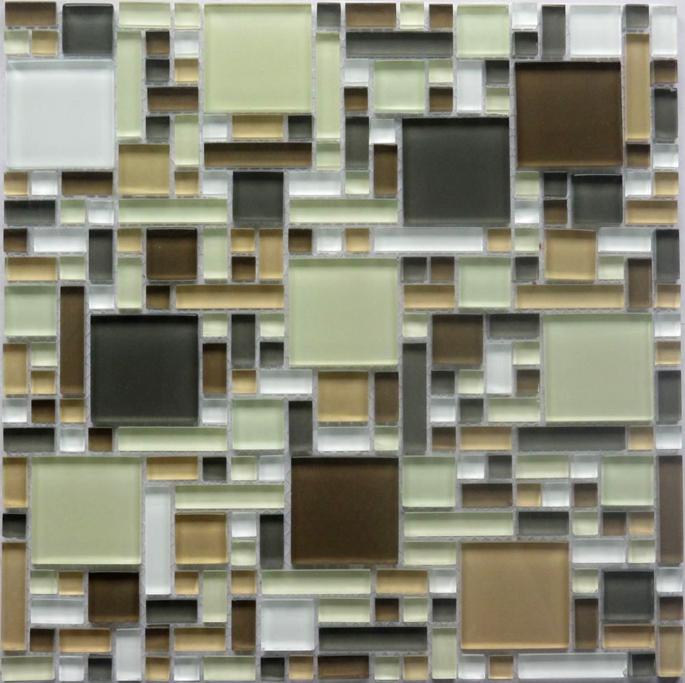 Non slip vinyl flooring tiles
