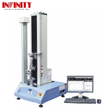 Gold Supplier Compression/Tensile Test Machine for Plastic