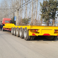 New Style Transport Heavy Equipment Trailer