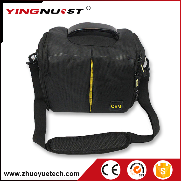 2016 Waterproof Nylon Bag China dslr Camera Bag