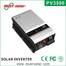1-3 years life portable inverter mini off grid 1kw 2kw 3kw 5kw 10kw 15kw solar power system home with battery and solar panel