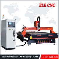 High quality atc cnc woodworking machine 2040 with Taiwan SYNTEC controller