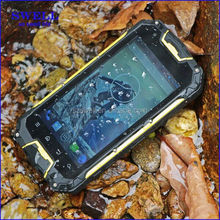 3G/2G waterproof smartphone android4.4 MTK6582 1.2ghz quad core Android mobilephone M8