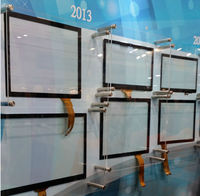 multi touch capacitive panel
