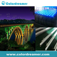Dmx RGB LED Controller Led Color Change Wall Washer/dmx rgb wall washer light