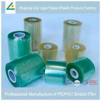 water proof transparent soft pvc protective packaging material
