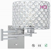 No. 0505 Cordless LED Wall lights Swing Arm Wall Lighting