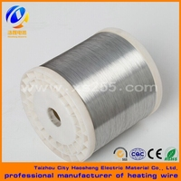 heating resistance wires for convector heater parts as required fecral & nickel wires