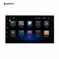 Cheapest Double Din 7 inch universal car dvd player android 6.0 car radio with WIFI Mirror Link