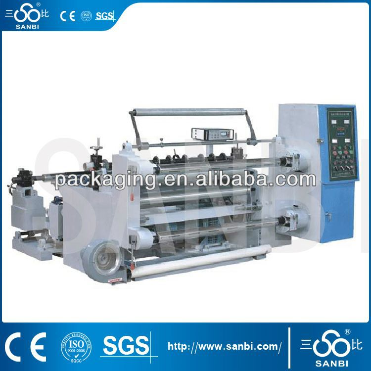 Corrugated Cardboard Slitting Machine