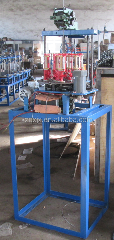 wire cable braiding machine