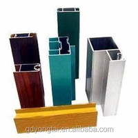 Aluminum profile for casement door window