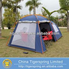 Outdoor leisure big tent living tent camping tent