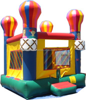 Customize Beautiful Castle Inflatable Bounce House for Kids M1119