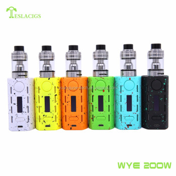 WYE 200W with mod lightweight 64.5g and small size new unique products
