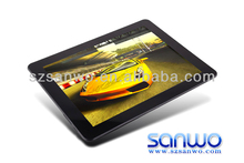 OEM android ATM tablet pc 9.7inch 1GB DDR3 4GB capacitive tablet